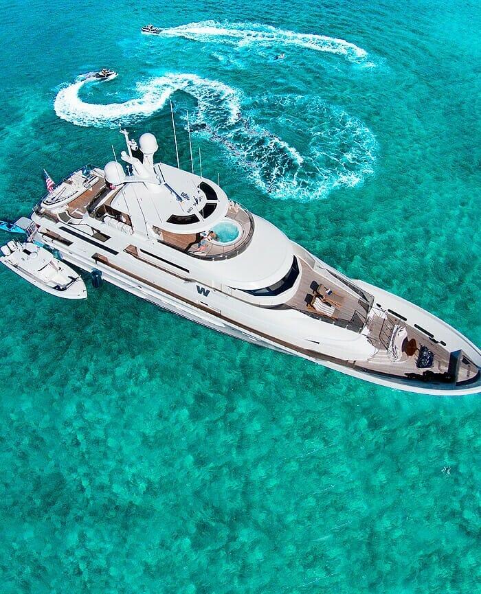 Miami boat rental yacht charters